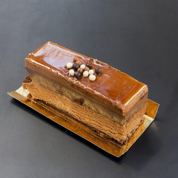 Mousse Caramel