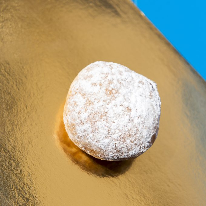 Mini-Beignet au Chocolat