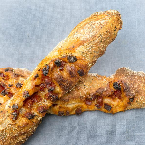 Ficelle au Chorizo